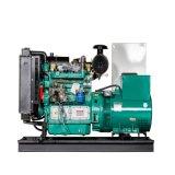 15kw Ricardo Weifang geöffnetes Dieselgenerator-Set
