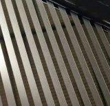 Lo specchio ha inciso lo strato dell'acciaio inossidabile per il prezzo di fabbrica della decorazione dell'elevatore
