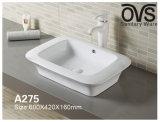 Über Gegenkunst Basintop Bassin-Wannen-Badezimmer-Eitelkeit