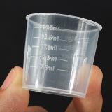 Bon marché de la médecine tasse en plastique jetables