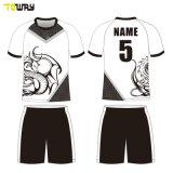 Comercio al por mayor Camiseta de fútbol personalizada en blanco China