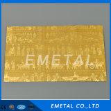 Холодное Электролитическое SS304 стальную пластину тиснение лист из нержавеющей стали для украшения элеватора