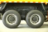 Sitom 6X4 26t 10 바퀴 덤프 트럭 수용량/10의 타이어 팁 주는 사람 트럭