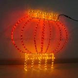 Populäre Großhandelsfestival-Feld-Acrylzeichenkette-dekoratives Motiv-Licht