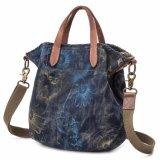 Большой карман повседневная женская сумка женщин дамской сумочке