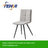 Cadeira de jantar cozinha moderna casa confortável cor cinza