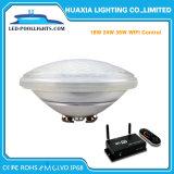 Voyant de changement de couleur RVB PAR56 Lampe LED Piscine sous-marin