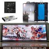 Hauteur de pixel fixe intérieur P2.5/P3 LED haute résolution écran de la publicité