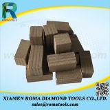 Segmento del diamante per il vario taglio di pietra di /Concrete del granito di marmo