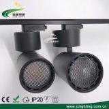 [زهونغشن] مصنع [20و] [لد] يشعل أثر قابل للتعديل سقف مصباح كشّاف