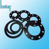Custom EPDM/Viton/néoprène/nitrile/rondelle de joint en caoutchouc des joints de piston des anneaux de CUPS