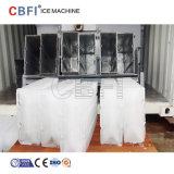 De Apparatuur van de Koeling van Cbfi 1-100 van het Blok Ton van de Machine van het Ijs