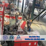 Extrusion de la formation de mousse plastique Core Co WPC Flooring Tile Making Machine
