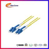 Corning волоконно-LSZH куртка высокое качество волоконно-оптический кабель питания исправлений LC тип