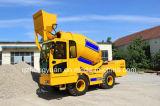 400L de zelfPrijs van de Concrete Mixer van de Lading op Verkoop