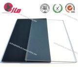 Kleur: De transparante Bladen van het Polycarbonaat (PC) van /Black