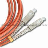 Faser-Steckschnür PC Niveau mit verschiedenen Messinstrumenten (ID-SC/SC Millimeter - 6)