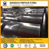 Bobina de aço galvanizada com ASTM A653