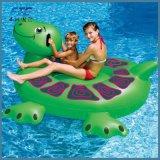Flutuador inflável da piscina dos brinquedos de Poot dos flutuadores da associação do unicórnio