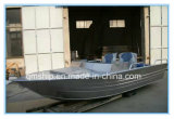 barco de alumínio superior 4.2m aberto da potência de 13.8FT