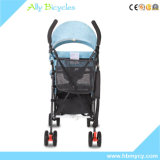 Leichtgewichtler-justierbarer Regenschirm-Spaziergänger-Baby-Buggy-beweglicher Kinderwagen-Shockproof Spaziergänger
