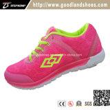 Nieuwe Stijl Dame Runing Flyknit Sport Shoes met de Prijs Hf487 van de Fabriek