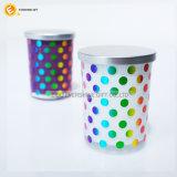[سل غلسّ] خبيئ طعام مرطبان وعاء صندوق مع معدن غطاء