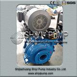 Pompe centrifuge de boue rayée par caoutchouc anti-corrosif principal élevé de débit de moulin de traitement des eaux