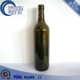 750mlantique緑のワイン・ボトル(CKGBL140928)