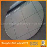 De acrílico espejo de plata de plástico de la hoja de PMMA Hoja de espejo para cortar