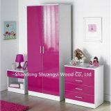 イギリスのアマゾンベストセラーの中国の寝室の家具は子供のためにセットした