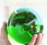 K9 de Groene Kristallen bol van de Bol van het Glas van de Kristallen bol
