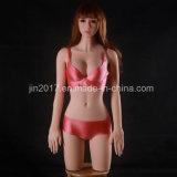 Lado da pele a sensação real de Silicone Busto Feminino manequim (GSSLM-001)