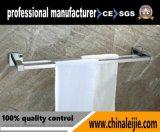 Qualitäts-Badezimmer-Zubehör-an der Wand befestigter doppelter Tuch-Stab
