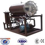 La coalescencia utilizado la luz de aceite y Separación del purificador