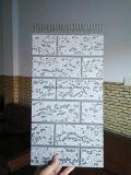 16mm isolation en mousse PU gaufré de panneaux muraux décoratifs en métal Sandwich