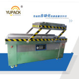 Máquina de embalagem / empacotamento de vácuo totalmente automática automática de aço inoxidável