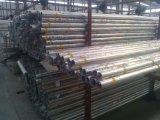 Tubo de acero inoxidable 201 para la construcción y decoración.