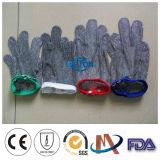 Цепь электронной почты 5 пальца сетка из нержавеющей стали перчатки/кольцо сетка перчатки/металлические защитные перчатки
