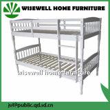 子供のための固体マツ木二段ベッド