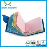 Cuaderno de cuero de papel personalizado para el diario