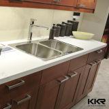 Обрезать до размеров ванной кухонном столе твердой поверхности верхней части зеркала в противосолнечном козырьке