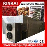 Máquina de secagem de especiarias do controlador automático da tela de toque