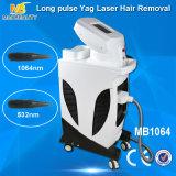 macchina di rimozione dei capelli del ND YAG di 1064nm 532nm 1320nm (MB1064)