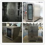 Four électrique de convection d'acier inoxydable de circulation d'air chaud