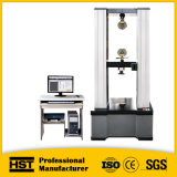 equipamento elástico do relatório do laboratório de teste 30ton para o aço suave/materiais de alumínio/compostos