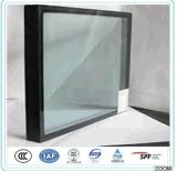 Vidro isolado/fabricante de vidro vitrificado dobro (JINBO)