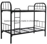 Кровать нары металла воинского работника гостиницы школы дешевая стальная