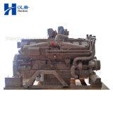 Cummins KTA50-M motores diesel marinos Motor con caja de velocidades para barco barco remolcador