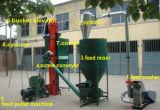 Pequena Fábrica Home use 500kg/h moinho de péletes de alimentação de gado de aves de capoeira